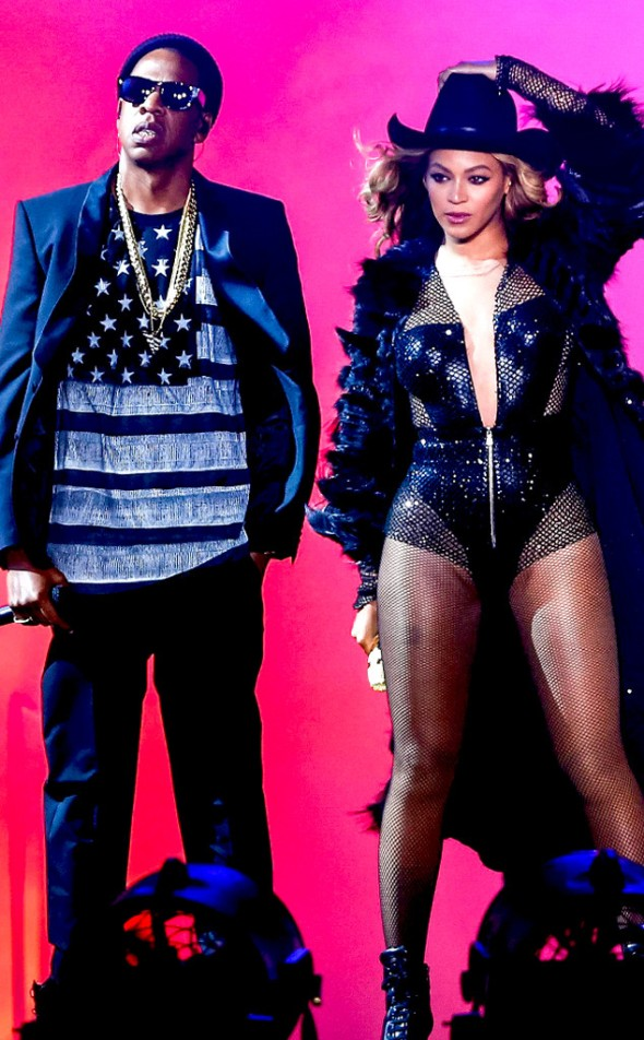 j-z and bey